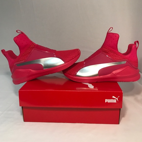 PUMA Fierce Culture Surf Hot Pink Training Shoes 5d982218f